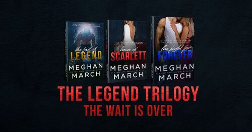 The Fight for Forever by Meghan March is now live