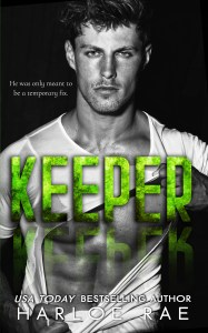 Keeper by Harlow Rae Release & Review