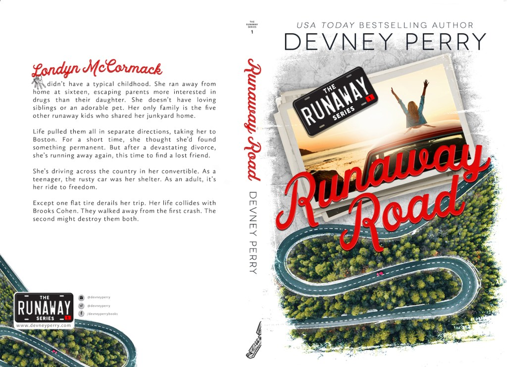 Runaway Road by Devney Perry