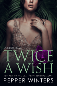 Twice A Wish by Pepper Winters Release Blitz & Review