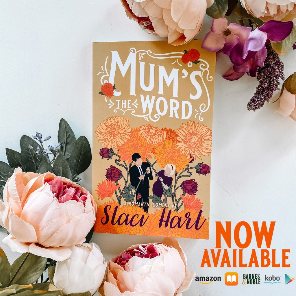 Mum's the Word by Staci Hart now live
