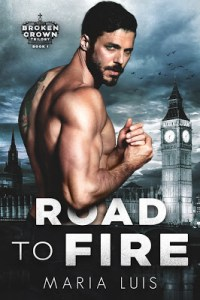 Road to Fire by Maria Luis Release & Review