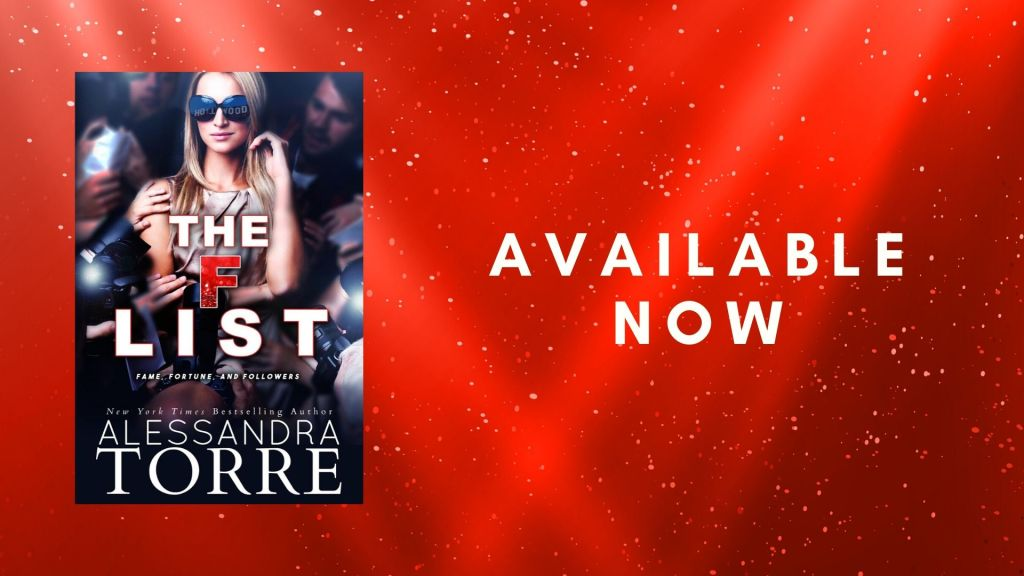 The F List by Alessandra Torre Banner