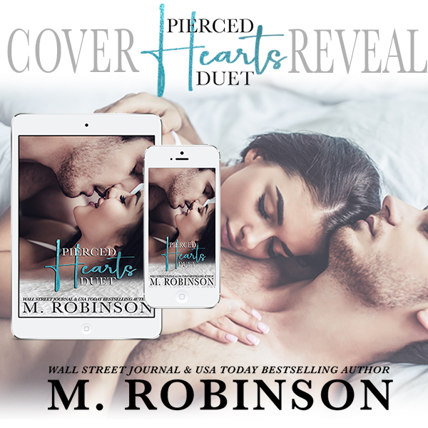 Pierced Hearts Duet by M. Robinson Cover Reveal
