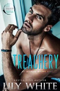 Treachery by Lily White Blog Tour & Review