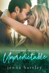 Unpredictable by Jenna Hartley Release & Review