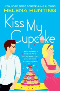 Kiss My Cupcake by Helena Hunting Blog Tour
