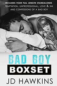 Bad Boy Boxset by J.D. Hawkins Release & Review