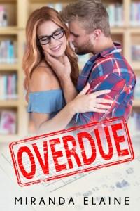 Overdue by Miranda Elaine Blog Tour & Review
