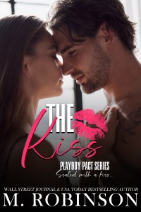 The Kiss by M. Robinson