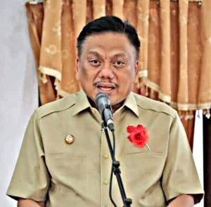 Gubernur Olly Terapkan 'Social Distancing', Yuk Cegah Penyebaran Virus Corona di Sulut