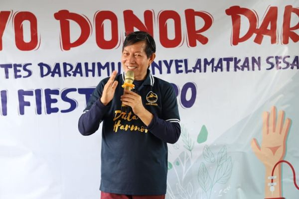 Cegah Penularan Corona,Walikota GSVL Ajak Warga Jalani Hidup Sehat dab Berdoa