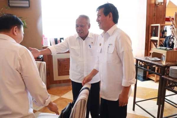 Walikota GSVL Hadiri Konsultasi Regional Kementerian PUPR, TA 2020 Wilayah, Bali, Kalimantan, dan Sulawesi
