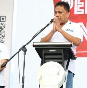 Cegah Corona, Gubernur Olly Ajak Warga Jaga Kebersihan