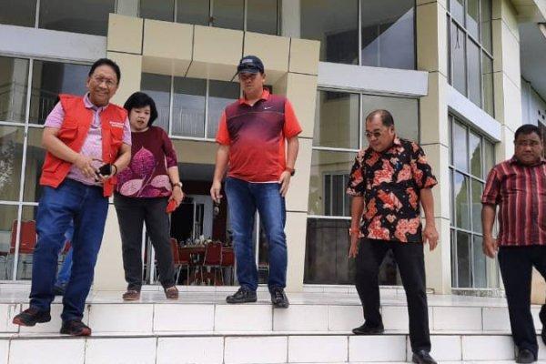 Pemprov Siapkan 250 Kamar di Balai Diklat Sulut untuk Suspect COVID-19