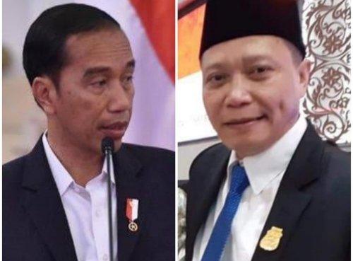 Surat terbuka legislator Manado Maikel Towoliu kepada Presiden Jokowi: Lockdown!
