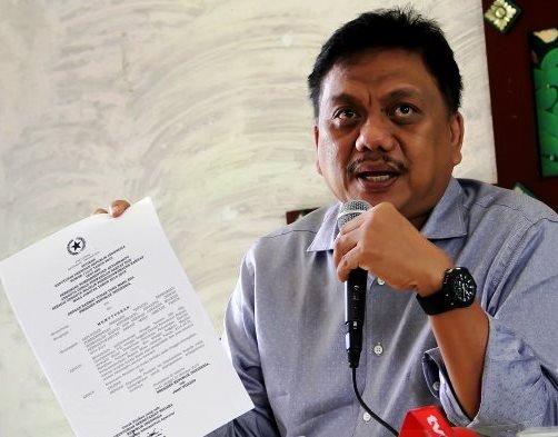 Gubernur Olly Serukan Sepakat DOA Bersama Bagi Sulawesi Utara – Indonesia – Dunia