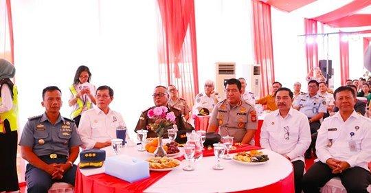 Walikota GSVL Hadiri Groundbreaking Pembangunan Bandara Samrat Manado