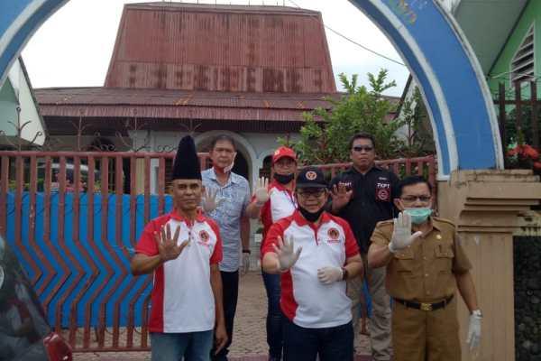 FKPT Sulut Bagi-bagi Sembako ke Panti Asuhan Assalam Manado