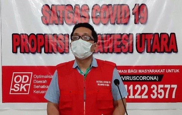 Waduh ! 68 Orang Punya Kontak Dengan Pasien Positif 16-17 Asal Manado