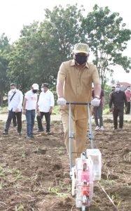 Mentan Apresiasi Gubernur Sulut Fokus Kembangkan Sektor Pertanian