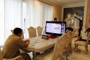 Wagub Kandouw Vidcom OJK, Akses Relaksasi Debitur Dibuka Sebesar-besarnya