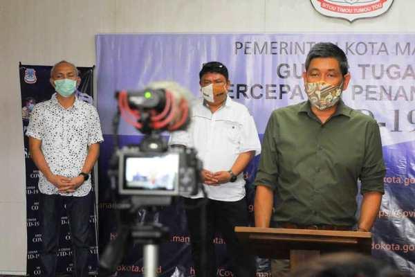 Pedagang Reaktif Pasar Pinasungkulan di Evakuasi