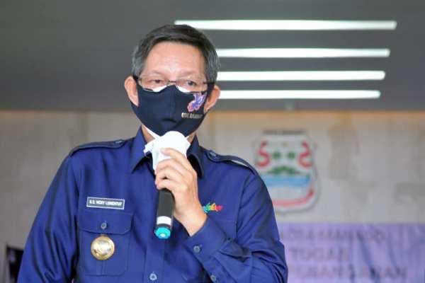 Memutus Mata Rantai Penyebaran Covid-19, Ini Maklumat Walikota GSVL Bagi Pelaku Usaha Toko Moderen di Wilayah Manado