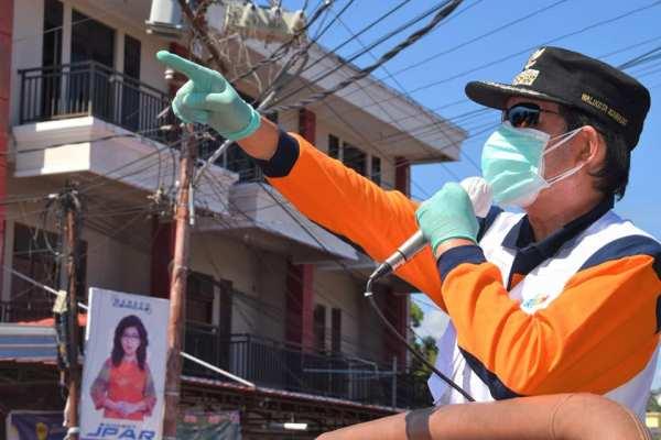Walikota GSVL : Rekayasa Pasar Pinasangkulan Dengan Protokol Kesehatan Ketat dan Disiplin