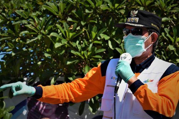 Uji Coba Pos Kontrol Kesehatan di Perbatasan, Walikota GSVL Pastikan Camat dan Lurah Siap
