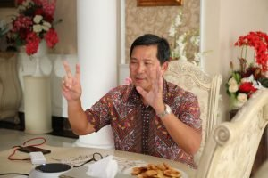 Wagub Kandouw Ajak Pelaku Pariwisata Siap Sambut New Normal