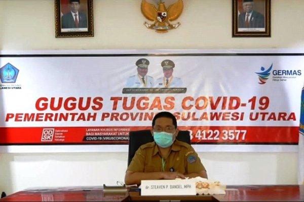 UPDATE COVID 19: Jubir Perbaiki Data, Ketambahan 25 Kasus Positif, Total 264 Orang