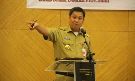 Wagub Kandouw: Info Hoax, Pesan Berantai Pemberian Bantuan Covid Warga Sulut di Jakarta