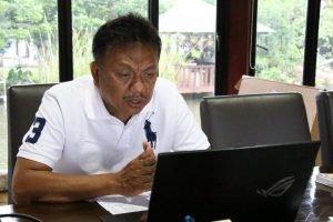 Hindari Covid-19, Gubernur Olly Dorong Masyarakat Belanja di Pasar secara Online