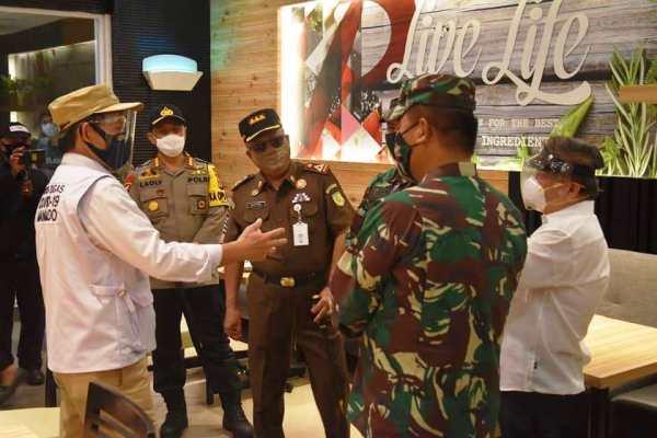 Mall di Manado akan Buka, Walikota GSVL : Saya Titipkan Keselamatan Masyarakat, Dengan Disiplin Terapkan Protokol Kesehatan