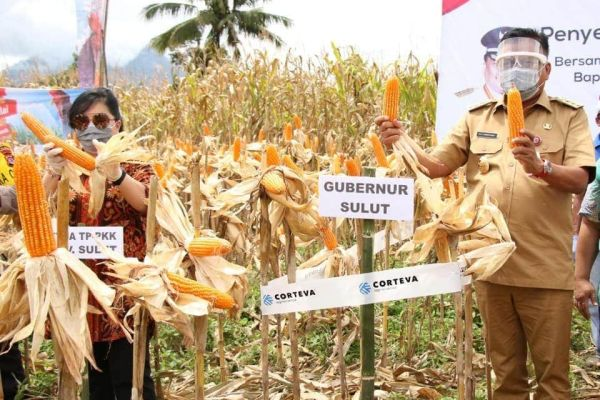 """Canangkan Gerakan """"Mari Jo Bakobong"""" di Bolmong, Gubernur Olly Sosialisasikan Pergub Sulut No 44 Tahun 2020"""