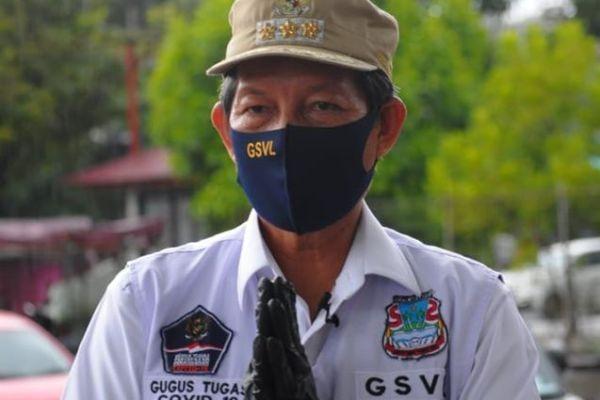 Bersatus Zona Oranye, Walikota Manado : Mari Terus Disiplin Dalam Menjalankan Protokol Kesehatan