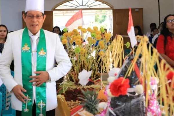 Berdasarkan Surat Edaran Walikota, Kota Manado Gelar Pengucapan Syukur (Thanksgiving) 30 Agustus 2020