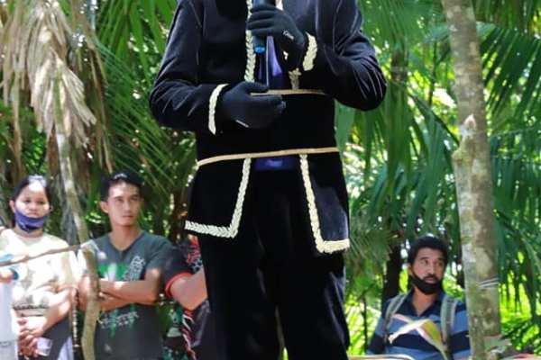Deklarasi Pelaksanaan Kebiasaan Baru Industri Pariwisata, Walikota GSVL: Objek Wisata Baru Puncak Manado Tua, Lokasi Wisata Religi