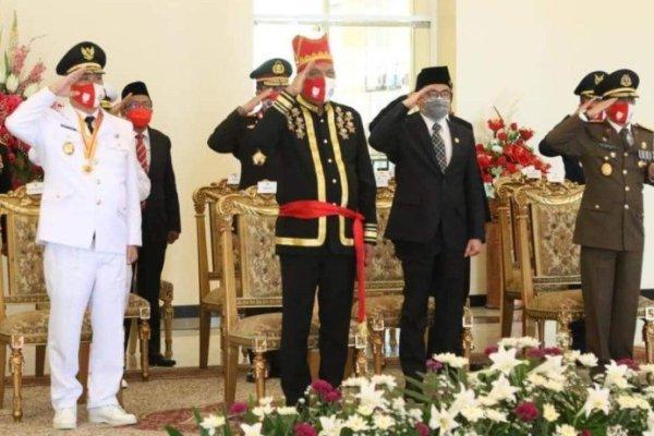 Prosesi HUT ke-75 Kemerdekaan RI di Sulut, Sederhana Namun Bermakna