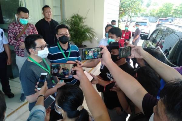 Penuhi Tahapan KPU, MOR-HJP Lakukan Pemeriksaan Kesehatan