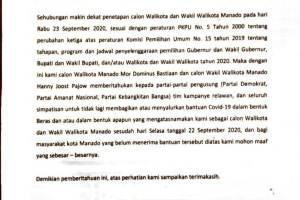 Patuhi Aturan PKPU, MOR-HJP Imbau Hentikan Penyaluran Bantuan Covid 19