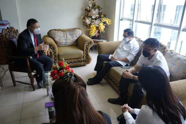 Setelah Habib Husen Assegaf, Kali ini MOR-HJP Didoakan Ketum BPMS GMIM Pdt Dr Hein Arina