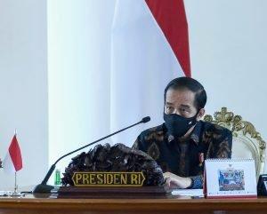 Presiden Jokowi Instruksikan Pemda Waspadai Tren Penyebaran Covid-19