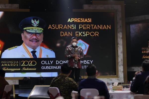 """Sabet Indonesia Awards 2020, Olly Dondokambey """"Kebanggaan Indonesia"""""""