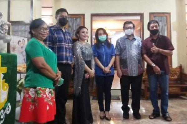 Suku Bantik Manado Dukung Penuh MOR-HJP