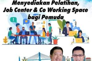 MOR-HJP Siapkan Program Brilian Bagi Kaum Milenial Untuk Tekan Angka Pengangguran