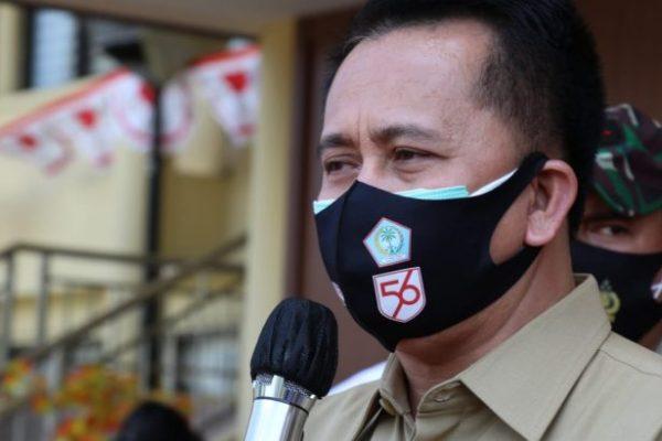 Libur dan Cuti Bersama, Pjs Gubernur Fatoni Imbau Masyarakat Disiplin Protokol Kesehatan