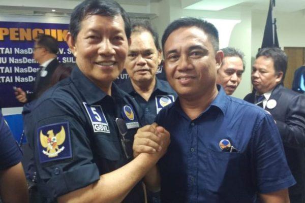 Kader Senior NasDem Manado Mantap Mendukung Mor-HJP