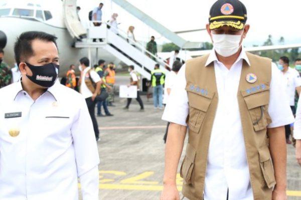 Doni Monardo Apresiasi Penanganan Covid-19 di Sulut